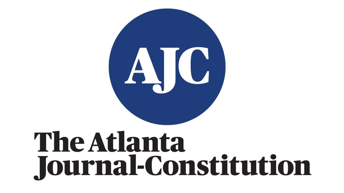 Logo of The Atlanta Journal-Constitution.